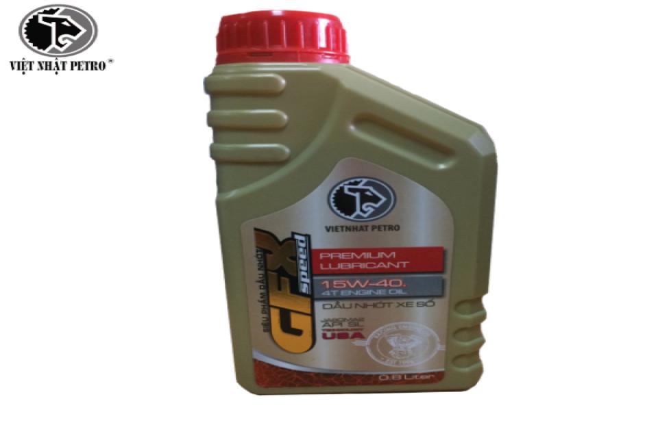 Dầu nhớt xe số GPX speed SL 0,8,lít - sản phẩm dành riêng cho xe số