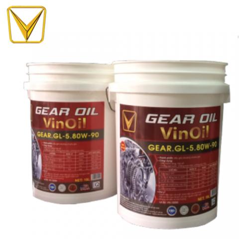 Tìm Hiểu Dầu Cầu Grear Oil - 5.80w/90